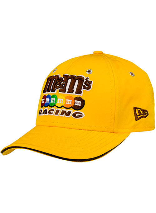 Youth New Era Kyle Busch M&M's Driver Adjustable Hat