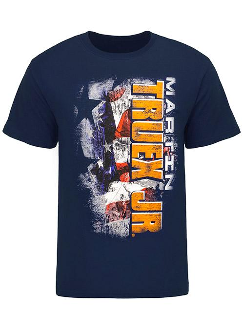 Martin Truex Jr. Patriotic T-Shirt