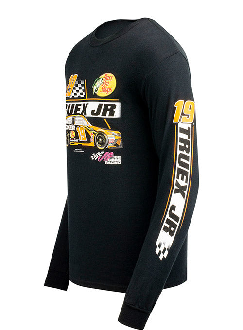 Martin Truex Jr. Long Sleeve Car T-Shirt