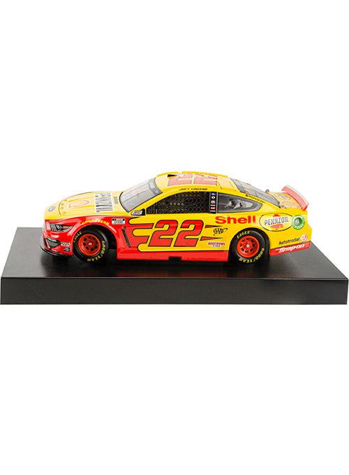 2020 Joey Logano Shell Pennzoil 1:24 Die-cast