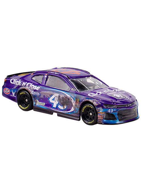 2018 Bubba Wallace Click n' Close 1:64 Diecast