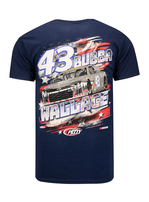 Bubba Wallace Patriotic Camo T-Shirt