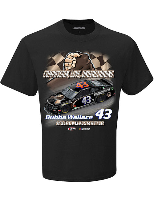 Bubba Wallace Black Lives Matter T-Shirt