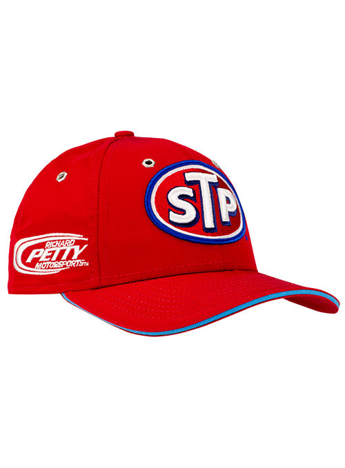 Youth New Era Bubba Wallace STP Driver Adjustable Hat