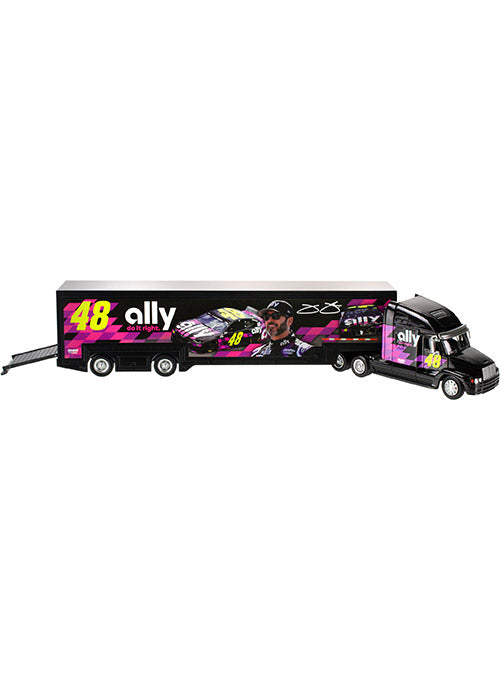 2019 Jimmie Johnson Ally Hauler 1:64 Die-cast