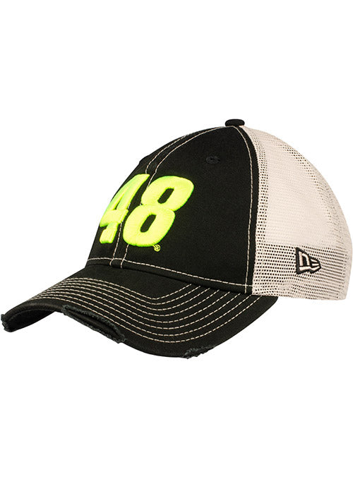 New Era Jimmie Johnson 9TWENTY Trucker Hat