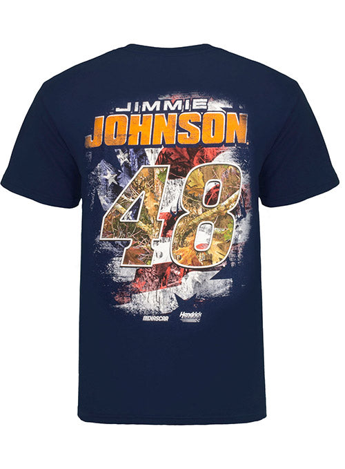 Jimmie Johnson Patriotic T-Shirt