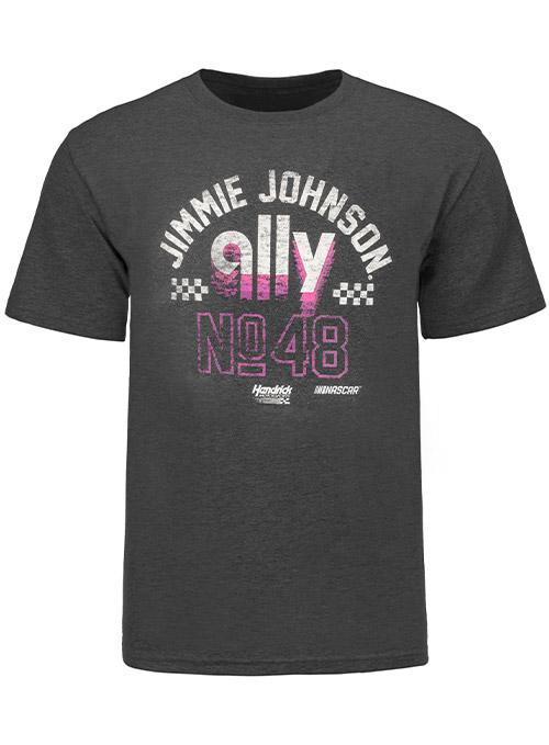 Jimmie Johnson Victory T-Shirt