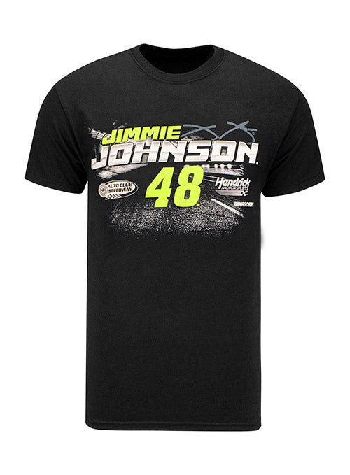 Jimmie Johnson 2020 Auto Club 400 T-Shirt