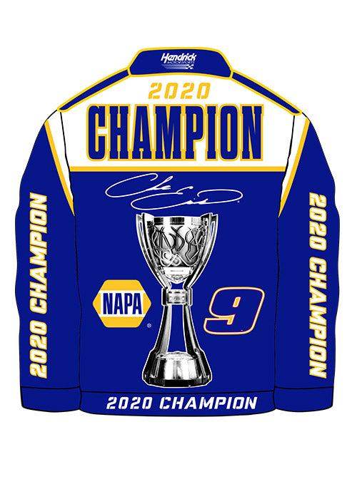 2020 NASCAR Chase Elliott Champion Jacket