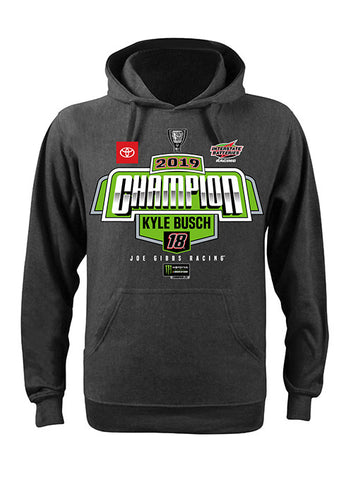 Youth 2019 Kyle Busch NASCAR MENCS Champion T-Shirt
