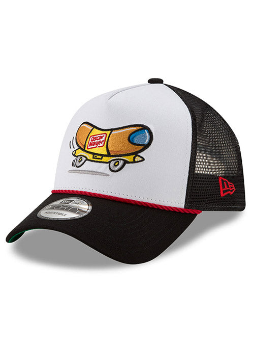 New Era Oscar Meyer Vintage A-Frame Trucker Hat