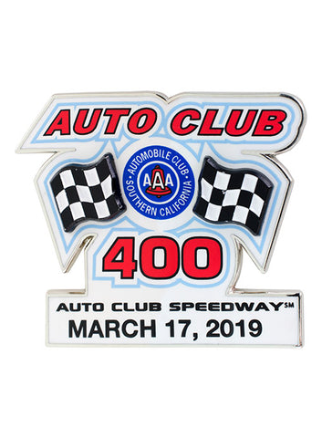 2019 Camping World 400 2-Pack Decal