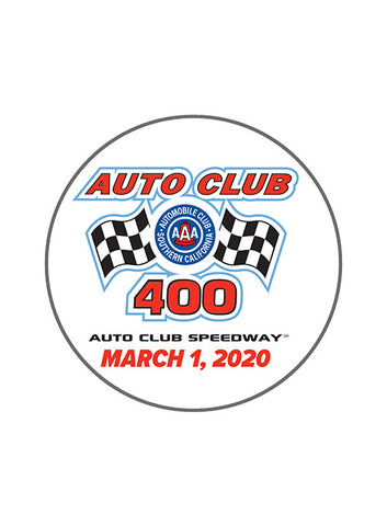 2019 Coke Zero Sugar 400 Layered Hatpin