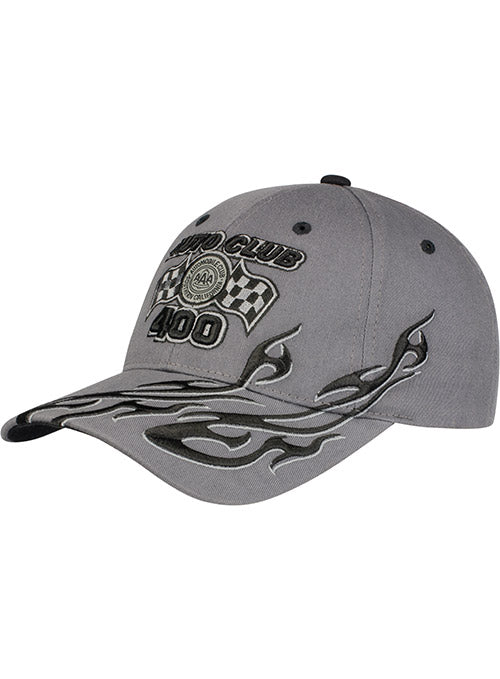 2020 Auto Club 400 Cotton Twill Tonal Flame Hat