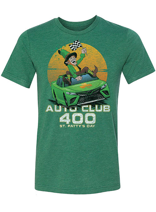 2019 Auto Club Speedway Event St. Patty's Day T-Shirt
