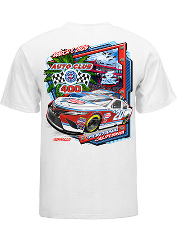 2019 Hollywood Casino 400 Triple Header T-Shirt