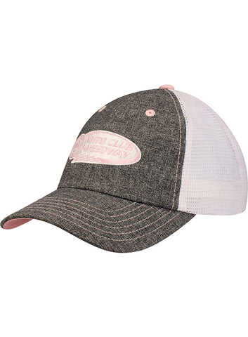 Auto Club Speedway Striped Hat