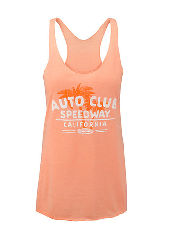 Ladies Daytona 500 3/4 Sleeve T-Shirt