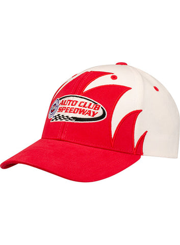 Kansas Speedway 20th Anniversary Flame Hat