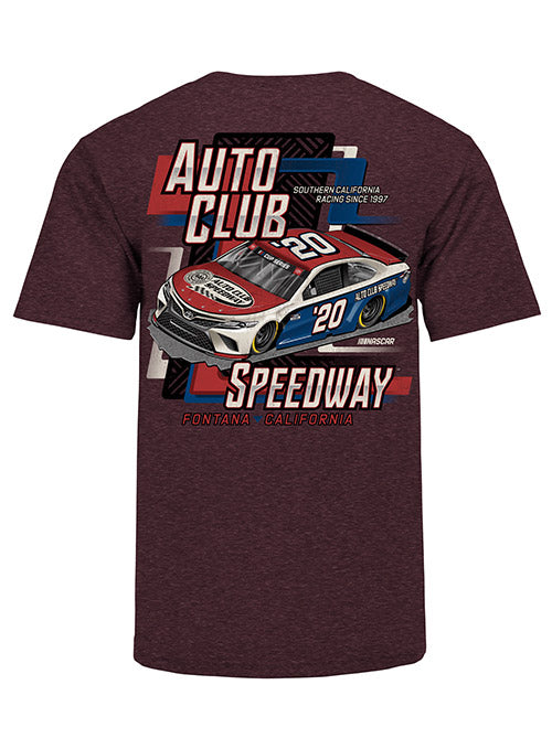 Auto Club Speedway Car T-Shirt