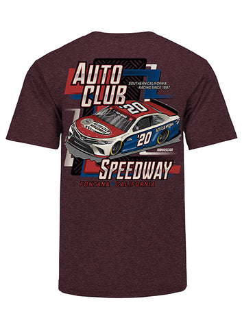 2019 Auto Club Speedway Pedal Nation T-Shirt