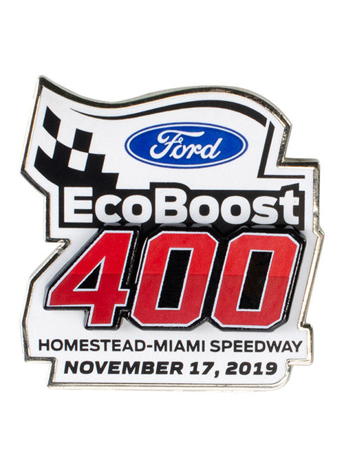 2019 Ford EcoBoost 400 Layered Hatpin