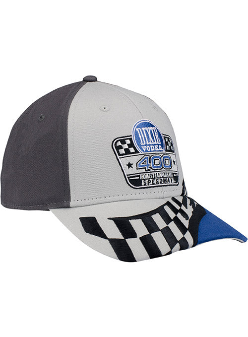2020 Dixie Vodka 400 Checkered Hat
