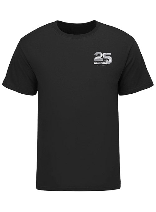 Homestead-Miami Speedway 25th Anniversary T-shirt