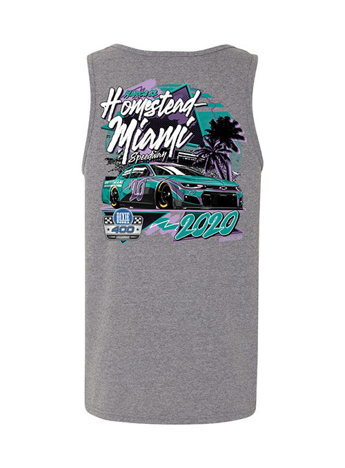 2020 Dixie Vodka 400 Event Tank Top