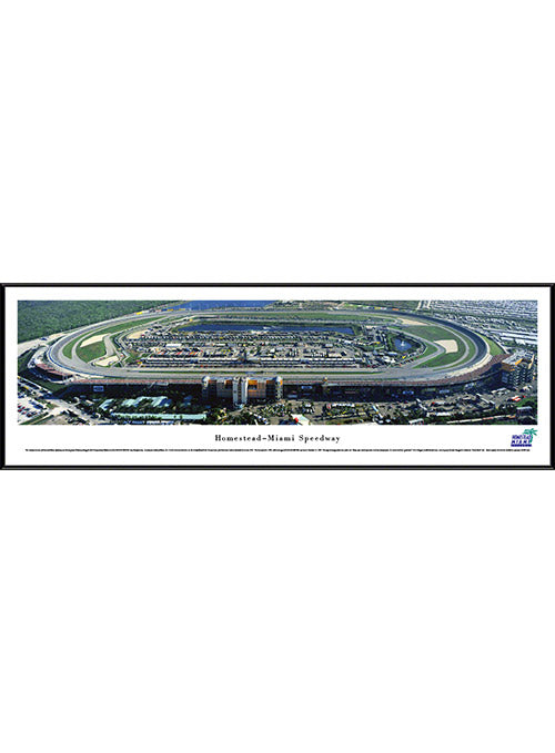 Homestead-Miami Speedway Standard Frame Panoramic Photo