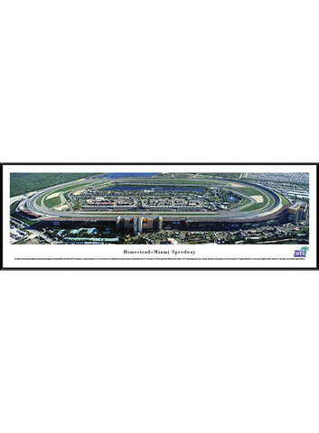 Chicagoland Speedway Standard Frame Panoramic Photo