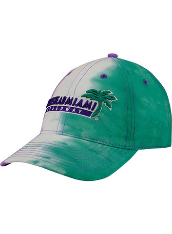 Ladies Homestead-Miami Speedway Tropical Floral Hat