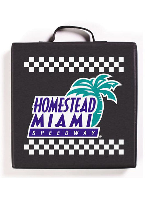 Homestead-Miami Speedway Checkered Seat Cushion