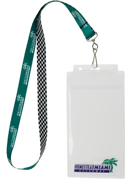 Homestead-Miami Speedway Credential Holder