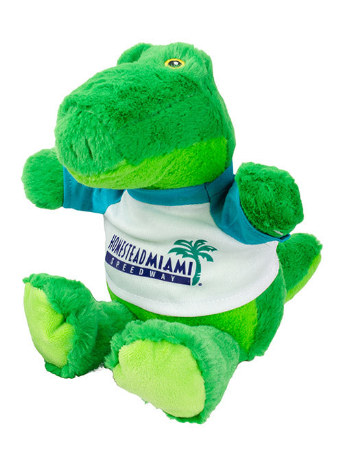 Homestead-Miami Speedway Plush Alligator