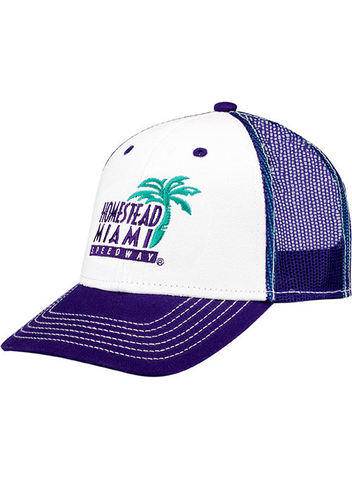 Youth Homestead-Miami Speedway Mesh Hat