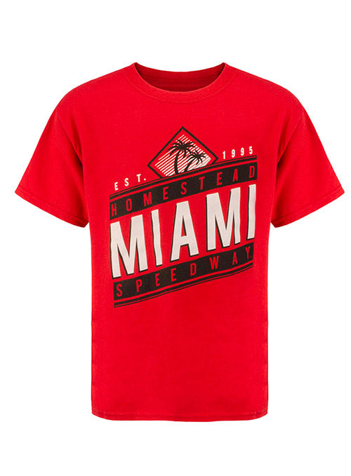 Youth Homestead Miami Speedway T-Shirt