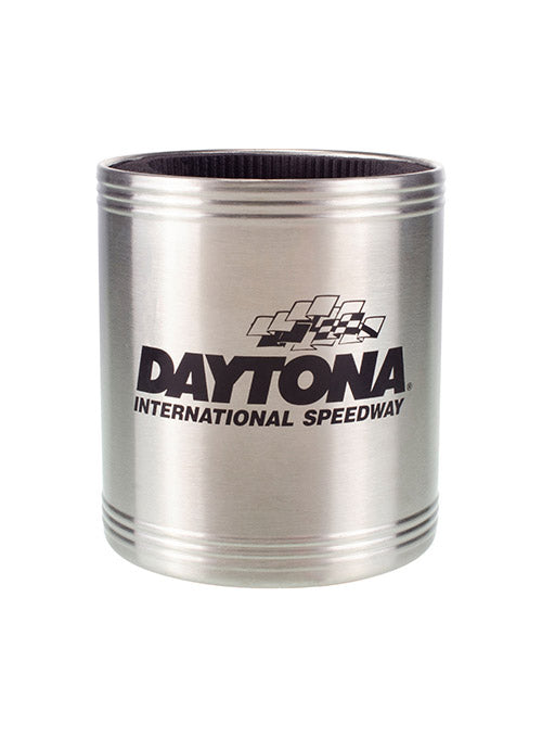 Daytona International Speedway Stainless Steel Can Cooler