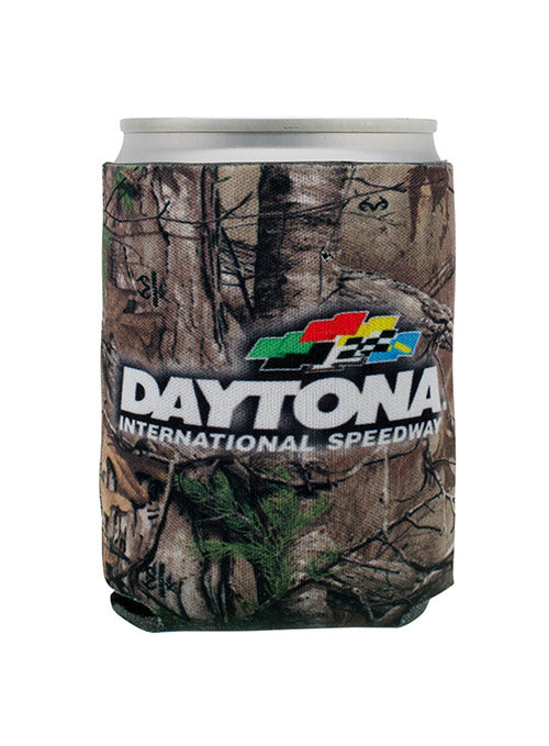 Daytona International Speedway Camo Can Cooler