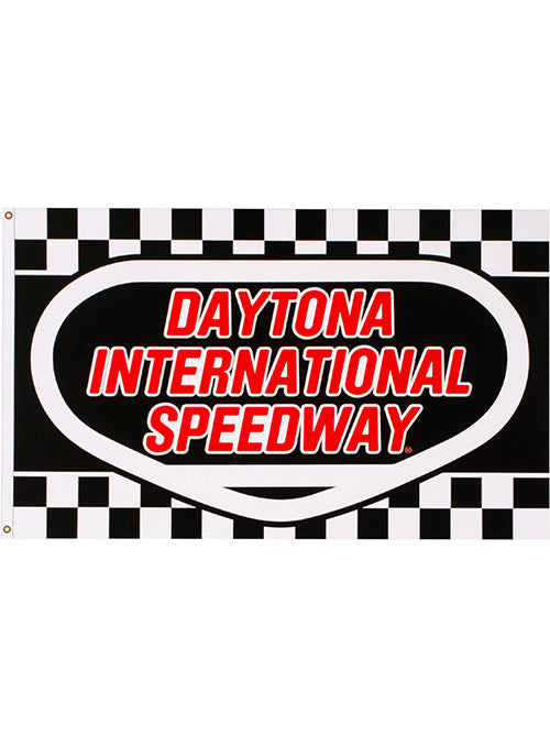 Daytona International Speedway Track Flag