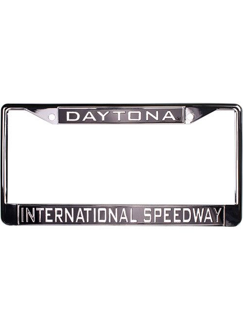 Daytona International Speedway License Plate Frame