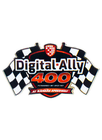 2019 Digital-Ally 400 Double Header T-Shirt