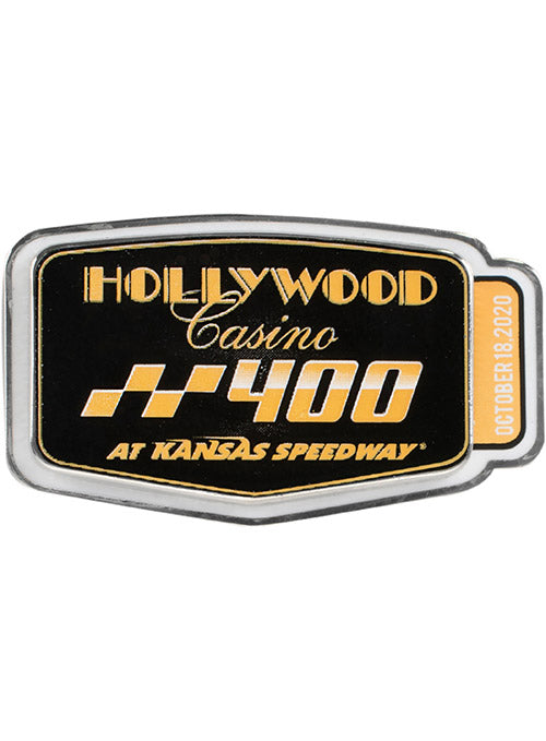 2020 Hollywood Casino 400 Layered Hatpin