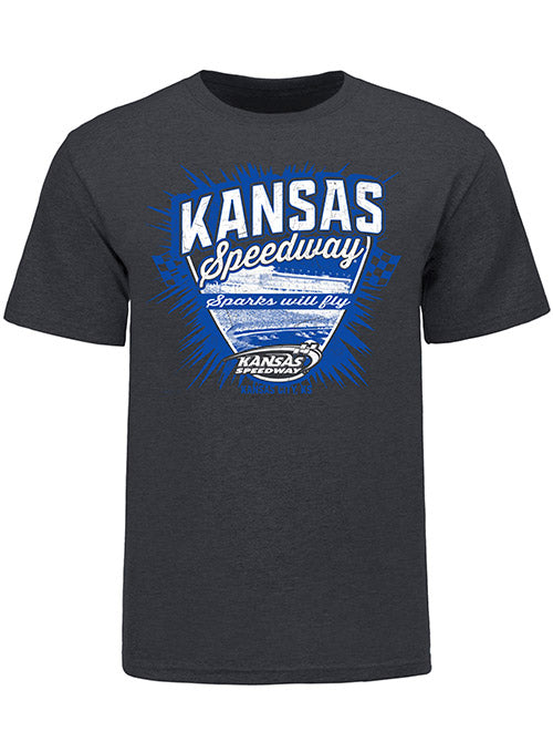 Kansas Speedway Sparks Will Fly T-Shirt