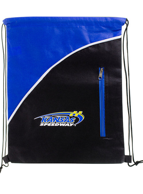 Kansas Speedway Cinch Bag