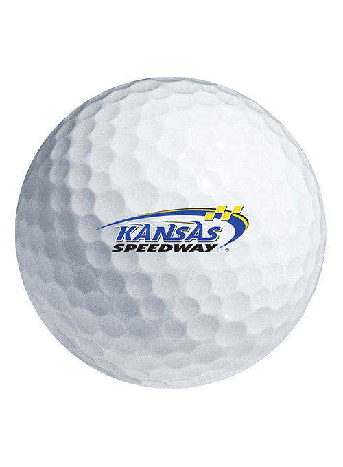 Kansas Speedway Golf Ball