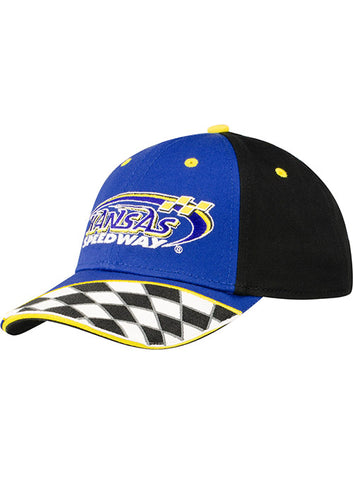 Youth Kansas Speedway Stripes Hat