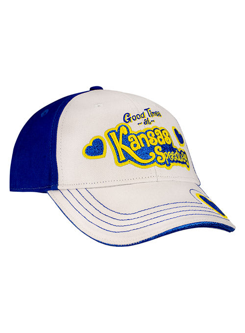 Youth Girls Kansas Speedway Glitter Hat