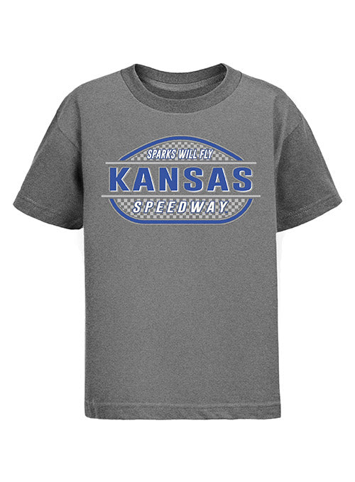 Youth Kansas Speedway Track T-Shirt